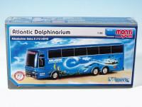 Stavebnica Monti 50 Atlantic Delfinarium Bus 1:48