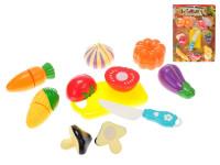 Sada krájecího ovoce a zeleniny - mix variant či barev