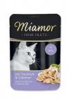 Miamor Cat Filet kapsa tuňák+kalam.100g