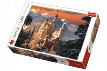 Puzzle Zimné zámok Neuschwanstein 3000 dielikov 116x85cm