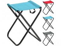 židle skládací 37,5x53cm - mix barev