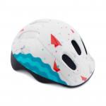 Spokey KITE Dětská cyklistická přilba, 49-56 cm