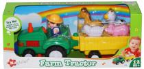 farmársky traktor