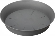 Plastia miska Tulipán - anthracite 35 cm