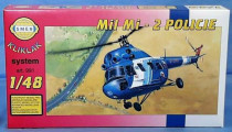 Vrtulník Mi 2 - Policie  1:48