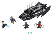 Lego Super Heroes 76100 Útok stíhačky Čierneho pantera