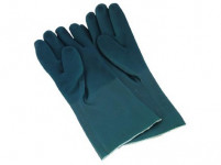 rukavice PETREL tkanina máčaná v PVC