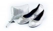 Skladacie topánky do kabelky Fliters