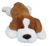 Plyšový psík 90 cm, hnedý
