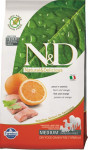 N & D Grain Free Dog Adult Fish & Orange 2,5 kg