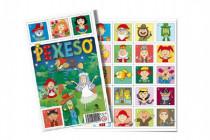 Pexeso 32 Pohádkové postavičky společenská hra