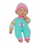 Bábätko Bambolina Amore 20 cm s mäkkým telíčkom