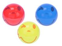Míč 14 cm s úsměvem - mix barev