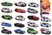 Majorette Racing metal car - mix of variants or colors - VÝPREDAJ