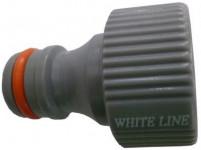 """adaptér s vnútorným závitom 1/2 """", WL-2196, WHITE LINE"""