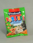 Vitakraft Rodenta Rabbit poch. BonBinos Carrot 40g