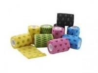 Obin.elastické Funny-Flex Polnet - mix farieb 1ks 10cm