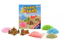 Magický písek 450g + 2 formičky