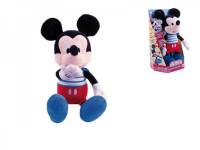 Mickey Mouse Clubhouse Kiss Kiss plyšový 32cm na baterie se zvukem 18m+
