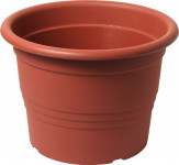 Květináč Cilindro - terakota 25 cm