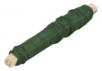 Drôt viazací - polakovaný zelený 100 g