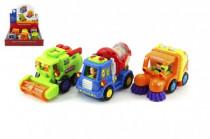 Auto nákladné plast na zotrvačník 12cm 18m + - mix variantov či farieb
