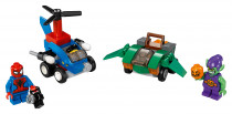 Lego Super Heroes 76064 Mighty Micros: Spiderman vs. Green Goblin