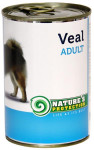 Nature 'Protection Dog konz.Adult teľacie 400 g