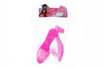 Střevíčky boty plast 19cm
