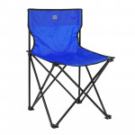 Spokey TONGA Turistická skládací židle modrá