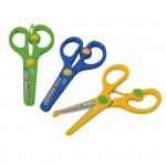 Dětské nůžky s chráněnými hroty 13 cm 30ks/bal.