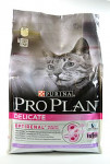 Purina ProPlan Cat Delicate s morčacím mäsom 3 kg