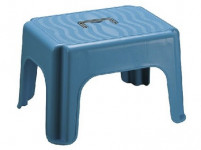 stolička 36x30x24cm, nosnosť 150kg plastová - mix farieb
