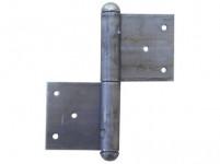 záves dverné 150mm L (8ks)