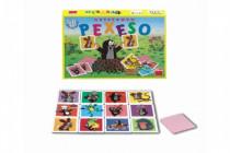 Velké Krtečkovo pexeso-nové  hra