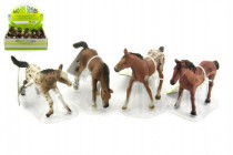 Kôň plast 10cm - mix variantov či farieb