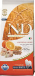 N & D Low Grain Dog Adult Maxi Codfish & Orange 12 kg
