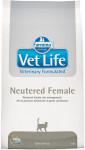 Vet Life Natural Feline Dry Neutered Female 2 kg