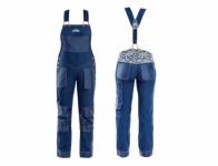 Kalhoty GARDEN GIRL DENIM lacláče velikost 36/S