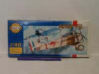 Model Spad S.8 15,4x19,3cm