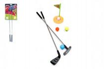 Golf sada kov/plast 60cm