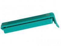 klip na sáčky 5,5cm plastový (5ks) - mix farieb