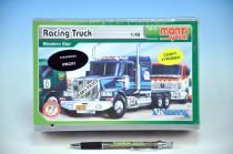 Stavebnica Monti 43 Racing Truck Western star 1:48