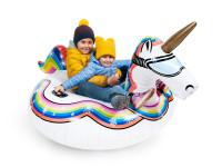 Nafukovacie klzák Jednorožec na sneh, Cuculo