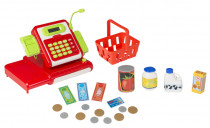 Smart pokladňa supermarket