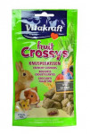 Vitakraft Rodenta Guinea pig poch. Crossys Wildberry 50g