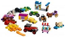 Lego 10715 Kocky na kolieskach