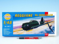 Model Reggiane RE 2000 Falco 1:48 16,1x22cm