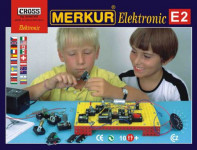 Stavebnice MERKUR E2 elektronic