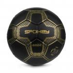 Spokey AMBIT fotbalový míč černo-zlatý vel. 5
